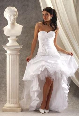 Wedding Saloon :: Необычные свадебные платья 2014 - Свадебные